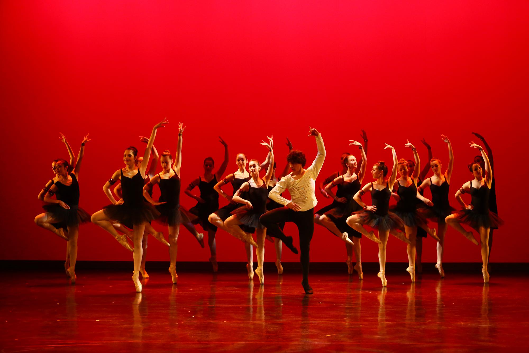 Danse Conservatoire à rayonnement régional du Grand Chalon